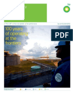 Bp Sustainability Review 2008