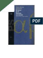 138808169 El Inicio de La Filosofia Occidental PDF