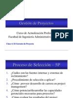Tema 4- Gerente de Proyectos