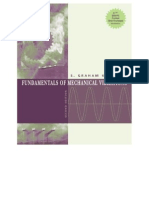Fundementals of Mechanical Vibration - S. Graham Kelly
