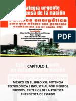 Presentación Libro ESTRATEGIA URGENTE