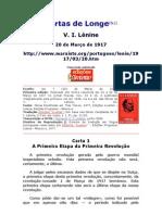 Lenin Cartas de Longe