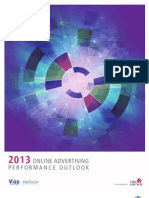 Report Digital Brand Ad Outlook 2013