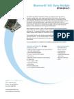 BTM420_421 Bluetooth HCI Data Module