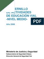 Educacion Vial Para n Medio
