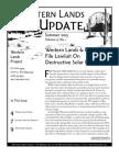 Western Lands Update June 2013