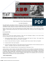CFI Brief Analysis of Chen Manuals