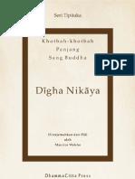 Digha Nikaya - Khotbah-Khotbah Panjang Sang Buddha