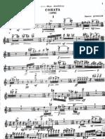 Denisov Sonata for Alto Saxophone and Piano Sax