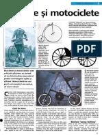 Biciclete Si Motociclete