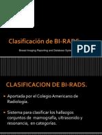 9.2 Categorías de BIRADS(2)