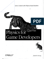 OReilly - Physics for Game Developers