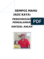 eBook Tips Sempoi Jadi Kaya Hafizal