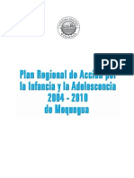 Plan Regional Moquegua