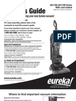 Eureka OwnersManual