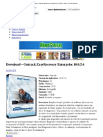 Download – Ontrack EasyRecovery Enterprise 10.0.5