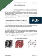 EFF TEMA 13 - INTRODUCCIÓN A LA METALOGRAFÍA