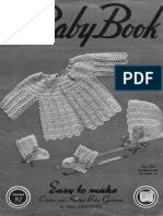CROCHET & KNIT - A Doreen Baby Book