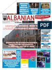 The Albanian in London 10th of June 2013