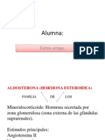 angiotensina+aldosterona