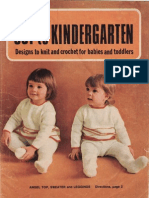 CROCHET & KNIT - Australian Womans Weekly - Cot to Kindergarten