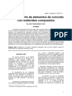 Reforzamiento de Elementos de Concreto