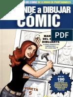 Aprende a Dibujar Comic 00