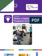 Curso 2 - Diseño e Implementación de Programas de Voluntariado