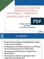 1 Clase Respiratorio 2013