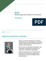 MGP - C - Gua - Metodologia Para Gestin de Proyectos - Plantilla - 2011 07 26