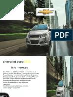 2012 Chevrolet Aveo 3