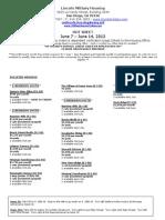 Hot Sheet June 7 - June 14, 2013