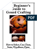 The Beginners Guide to Gourd Crafting