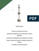 ORIXA OXALÁ 2