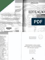 EDUCAÇÃO & EXCLUSÃO