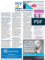 Pharmacy Daily for Tue 11 Jun 2013 - Work flexibility, pharmacist gongs, Google. Procter and Gamble and much more