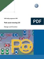 SSP494 Park Assist Steering 2.0