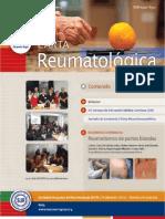Reumatismo de Tejidos Blanbos. Uruguay