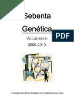 Genética FCM-UNL [Sebenta] Ana Carlota Dias