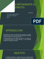 Sistema Para Restaurante El Tizoncito
