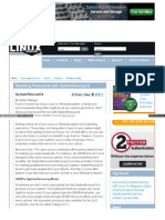 Www Linux Magazine Com Online Features Resetting Passwords w