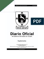 Diario+Oficial+de+Yucatán+2013-06-10+suplemento desbloqueado