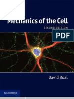 Mechanics of the Cell (2nd Ed-1.) (David H. Boal, 2012)