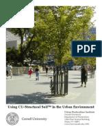 Cu Structural Soil Urban Environment