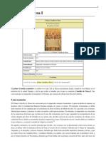 Concilio de Nicea I(1)