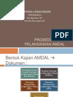 PT 4 Prosedur Pelaksanaan AMDAL