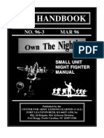 Small Unit Night Fighter m