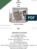 Curso Del Software Electronic Technician