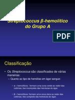 Streptococcus β-hemolítico do Grupo A