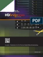 ZeeVee HDBridge 2000 Series Specifications